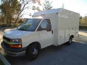 Bio One SoCal Truck