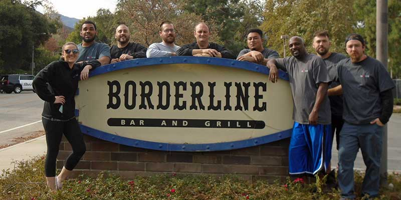 Mass Casualty Borderline Bar and Grill