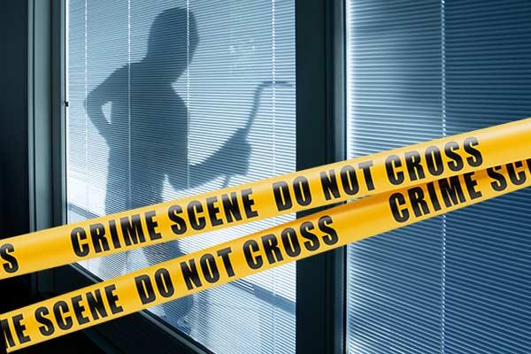 Pasadena Crime Scene Cleaners Arrive After Pasadena Burglary