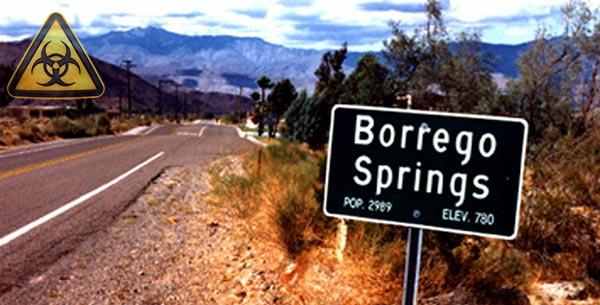 Borrego Springs Murder - Suicide Cleanup