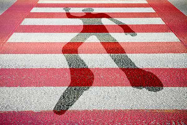 Palm Springs Pedestrian Death Cleanup