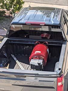 Donated Compressor